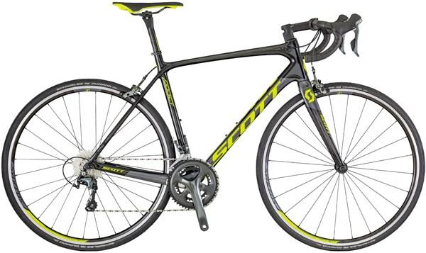 2205ad90bfd Scott Addict 30 2017 - Out of Stock | Tredz Bikes