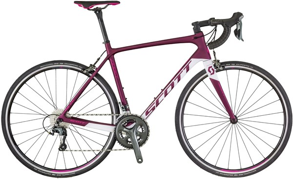 Scott Addict 35 Womens 2018 - Road Bike | Road bikes