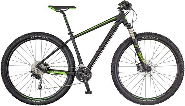 "Scott Aspect 720 27.5"" Mountain Bike 2018 - Hardtail MTB"