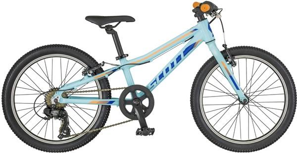 Scott Contessa JR Rigid 20w 2018 - Kids Bike