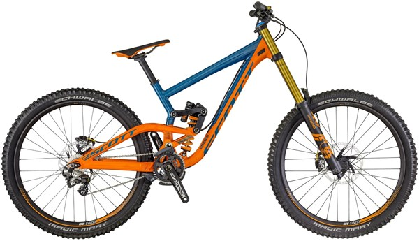 "Scott Gambler 710 27.5"" Mountain Bike 2018 - Downhill Full Suspension MTB"