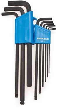 Park Tool HXS1 Professional Hex Wrench Set | Værktøj