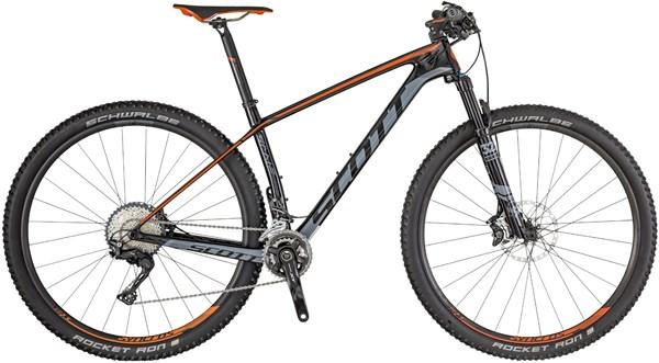 Scott Scale 915 29er Mountain Bike 2018 - Hardtail MTB