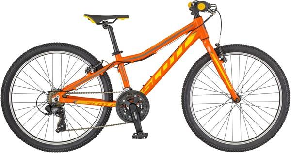 Scott Scale JR Rigid 24w 2018 - Junior Bike