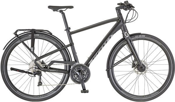 Scott Silence 20 2018 - Hybrid Sports Bike