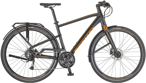 Scott Silence 30 2018 - Hybrid Sports Bike