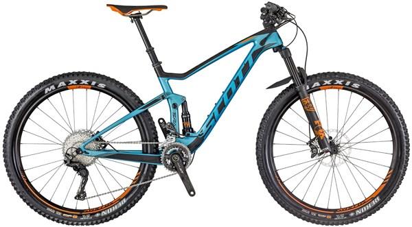 "Scott Spark 710 27.5"" Mountain Bike 2018 - Trail Full Suspension MTB"