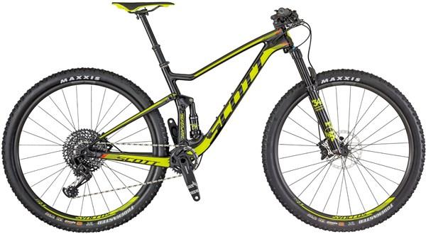 Scott Spark 920 29er Mountain Bike 2018 - Trail Full Suspension MTB