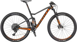 Scott Spark RC 900 Comp 29er Mountain Bike 2018 - Trail Full Suspension MTB