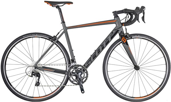 Scott Speedster 10 2018 - Road Bike