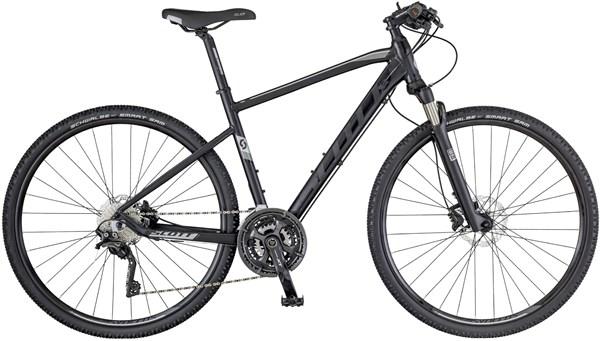 Scott Sub Cross 10 2018 - Hybrid Sports Bike