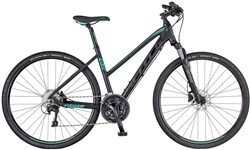 Scott Sub Cross 20 Womens 2018 - Hybrid Sports Bike