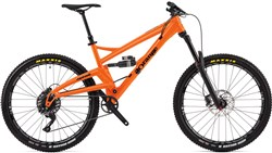 "Orange Alpine 6 S 27.5""  Mountain Bike 2018 - Enduro Full Suspension MTB"