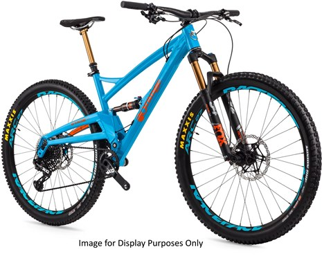 Orange Stage 4 Factory 29er  Mountain Bike 2018 - Trail Full Suspension MTB
