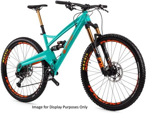 Orange Stage 5 Factory 29er Mountain Bike 2018 - Trail Full Suspension MTB