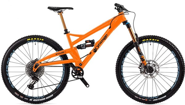 Orange Stage 6 Factory 29er  Mountain Bike 2018 - Enduro Full Suspension MTB