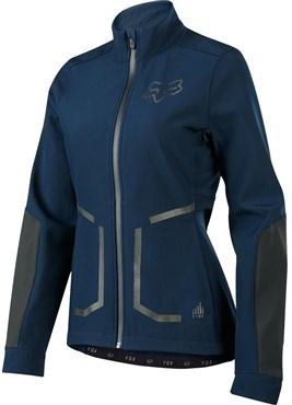 Fox Clothing Attack Fire Womens Softshell MTB Jacket SS18