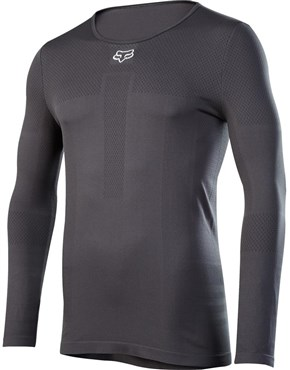 Image of Fox Clothing Attack Fire Long Sleeve Base Layer