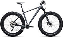 Cube Nutrail Race Mountain Bike 2018 - Fat bike