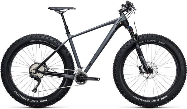 Cube Nutrail Race Mountain Bike 2018 - Fat bike