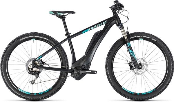 "Cube Access Hybrid Race 500 27.5"" Womens 2018 - Electric Mountain Bike"