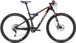 Cube Ams 100 C:68 SL 29er Mountain Bike 2018 - XC Full Suspension MTB