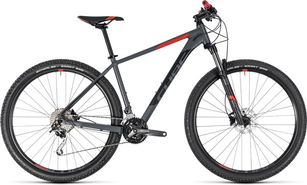 "Cube Analog 27.5"" Mountain Bike 2018 - Hardtail MTB"