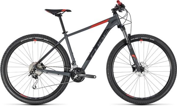 Cube Analog 29er Mountain Bike 2018 - Hardtail MTB