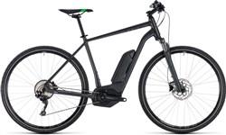 Product image for Cube Cross Hybrid Pro 400 2018 - Electric Hybrid Bike