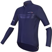 Product image for Endura Pro Short Sleeve Classics Jersey II with Arm Warmers