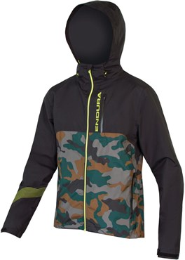 Endura SingleTrack II Waterproof Cycling Jacket