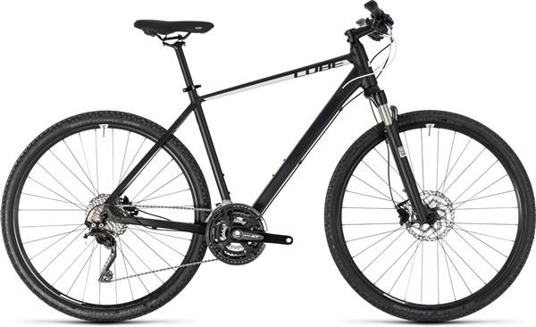 Cube Cross Pro 2018 - Hybrid Sports Bike