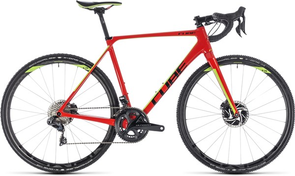 Cube Cross Race C:62 SLT 2018 - Cyclocross Bike