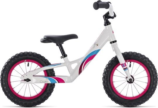 Cube Cubie 120 Girl 2018 - Kids Balance Bike