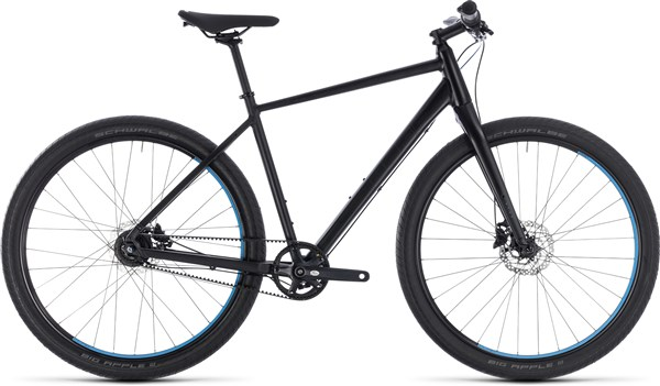 Cube Hyde Pro 2018 - Hybrid Sports Bike