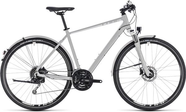 Cube Nature Pro Allroad 2018 - Hybrid Sports Bike