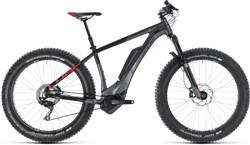 "Cube Nutrail Hybrid 500 26"" 2018 - Electric Mountain Bike"