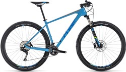 Product image for Cube Reaction C:62 29er Mountain Bike 2018 - Hardtail MTB