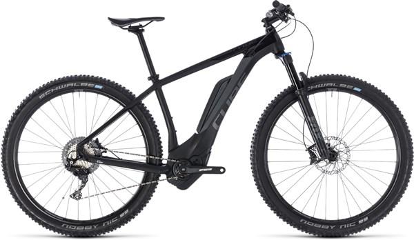 "Cube Reaction Hybrid EXC 500 27.5"" 2018 - Electric Mountain Bike"