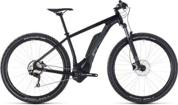 Cube Reaction Hybrid Pro 400 29er 2018 - Electric Mountain Bike | Mountainbikes