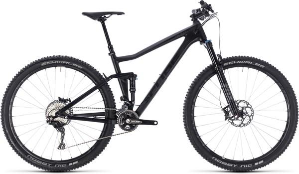 "Cube Stereo 120 HPC SL 27.5"" Mountain Bike 2018 - Trail Full Suspension MTB"
