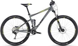 Cube Stereo 120 Pro 29er Mountain Bike 2018 - Trail Full Suspension MTB