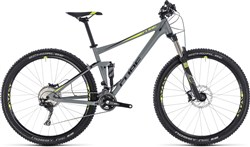 Cube Stereo 120 Pro 29er Mountain Bike 2018 - Trail Full Suspension MTB