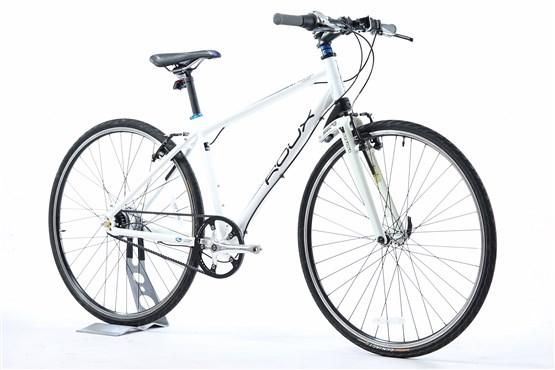 "Roux Carbon Drive G8 - Nearly New - 17"" - 2017 Hybrid Bike"