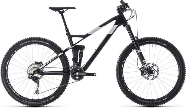 "Cube Stereo 140 HPC SL 27.5"" Mountain Bike 2018 - Trail Full Suspension MTB"