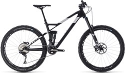 "Cube Stereo 140 HPC SL 27.5"" Mountain Bike 2018 - Trail Full Suspension MTB"