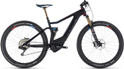 Cube Stereo Hybrid 120 HPC SLT 500 29er 2018 - Electric Mountain Bike