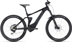 "Cube Stereo Hybrid 140 Pro 500 27.5"" 2018 - Electric Mountain Bike"