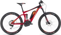 "Cube Stereo Hybrid 140 Race 500 27.5"" 2018 - Electric Mountain Bike"