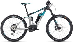 """Product image for Cube Stereo Hybrid 160 Race 500 27.5"""" 2018 - Electric Mountain Bike"""